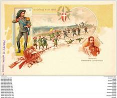 ITALIE ITALIA. Carte Postale Précurseur Litho Vers 1900..Generale Alessandro Lamarmora In Crimea. Guerre Et Militaires - Zonder Classificatie