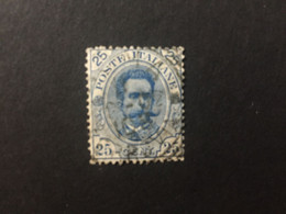 ITALIE / 1891-97 / N° 61 Yvert Et Tellier - Gebraucht