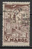 French Morocco 1945. Scott #209 (U) Fez - Oblitérés