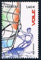 France - Navigation à Voile 5420 (année 2020) Oblit. - Oblitérés