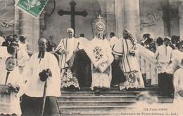 Rare Cpa Le Calvaire De Ponchâteau 24 Juin 1909 - Pontchâteau