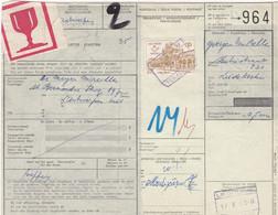 Postcolli - Colis Postaux - 964 - Liedekerke - Georges Van Belle - Poppen / Dolls / Poupées - 1952-....