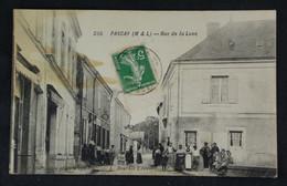 Parcay  - Rue De La Lune - Otros Municipios