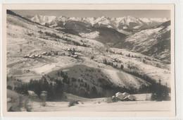 73 - Savoie - Sport Hiver Neige - Courchevel St Bon - Vue Générale De  Morion - Otros Municipios