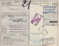 Postcolli - Colis Postaux - 560 - Berchem Ste Agathe - MAVERA / PHILIPS Heverlee - Leuven - 1952-....