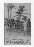 Vanuatu - Milice Française Des Nouvelles-Hébrides - Campagne Du Kersaint - Tuvalu