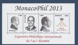 ⭐ Monaco - YT N° 2903 à 2906 - Neuf Sans Charnière - 2013 ⭐ - Nuovi