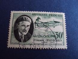 """1950-59  - Oblitéré N°  1098   """"   Oehmimen  """"   """"   Paris 1957  """"   Net 1  -  Photo  1 - Usados"""