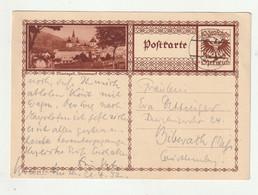 """Oesterreich - 1932 - Bildpostkarte """"MARIAZELL"""" Gestempelt (1/517) - Stamped Stationery"""