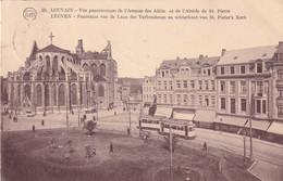 LEUVEN / LAAN DER VERBONDENEN / TRAM / TRAMWAYS - Leuven