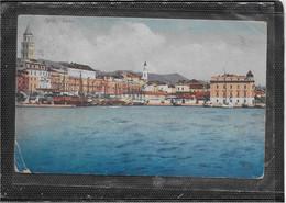 AK 0665  Split - Luka / Verlag Purger & Co Um 1920 - Croatia