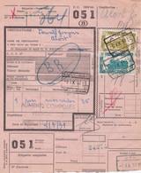 Postcolli - Colis Postaux - 051 - Ath - Minoteries De La Dendre / Veevoeders - Aliments Composés - 1952-....