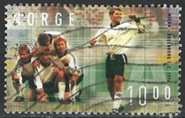 Norwegen Norway 2002. Mi.Nr. 1445, Used O - Gebraucht