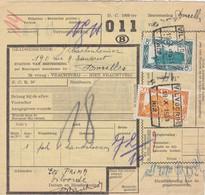 Postcolli - Colis Postaux - 011 - Vilvoorde - Ets. PRIMA  - Handschoenen - Gloves - 1952-....