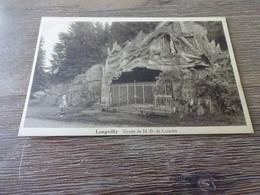 Bastogne Longvilly Grotte De N.D De Lourdes - Bastogne