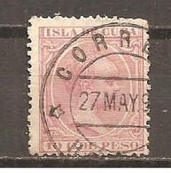 Cuba Española - Edifil 128 - Yvert 83 (usado) (o) - Kuba (1874-1898)
