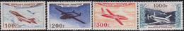 France   .    Yvert    .   PA  30/33 (2 Scans)       .  *  .    Neuf Avec Gomme  Et Charnière  .   /   .   Mint-hinged - 1927-1959 Neufs