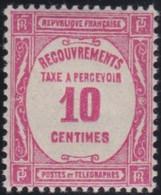 France   .    Yvert    .    Taxe  56    .     *     .    Neuf Avec Gomme  Et Charnière     .   /   .     Mint-hinged - 1859-1955 Neufs