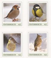 2014. SINGVOGEL.   AUTRICHE. OSTERREICH Dans Son Présentoir. Oiseaux Chanteurs. Singing Birds Ucelli - 2011-... Nuevos & Fijasellos