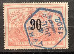 TR25 Gestempeld YPRES - 1895-1913