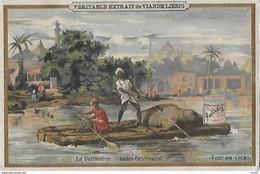 CHROMOS.  Compagnie LIEBIG. Indes Orientales. Le Catimaron...S2972 - Liebig