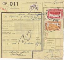 Postcolli - Colis Postaux - 011 - Torhout Andre Maes - Kuikens - 1952-....