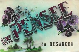 Doubs - Une Pensée De Besançon - Besancon
