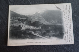 CPA - Briançon (05) - Vue Prise De La Route De Grenoble - Briancon