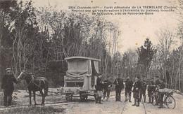 La Tremblade           17            Forêt. Réunion De Gardes Forestiers    Près De Ronce Les Bains     (voir Scan) - La Tremblade
