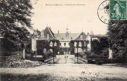"""88-Environs D'Epinal -- """" Château De GIRECOURT """" ;Edit: ? - - Ohne Zuordnung"""