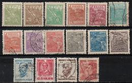 BRESIL 1947-55 O/* - Gebraucht