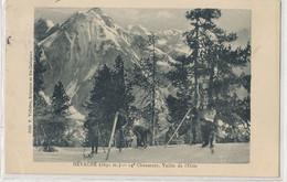 05 - Briançon Névache - Sport Hiver Neige - 14eme Chasseurs Alpin à Ski  Vallée De L'Oule - Briancon