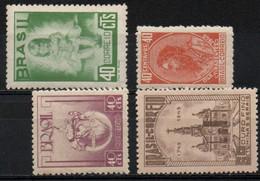BRESIL 1948-9 * - Nuevos