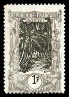 Congo Français 1900 : N° 39* (YT39) Neuf Avec Charnière / Centrage Courant Pour Ce Type De Timbre / TB - Ungebraucht