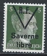 France Libération Saverne Mayer / YT 4 Type I Neuf Sans Charnière - XX - MNH - Liberation