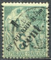 SAINT PIERRE ET MIQUELON - Y&T  N° 35 (o) - Used Stamps