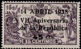 LOTE 2188  /// (C560)  ESPAÑA 1938  EDIFIL Nº: 755 **MNH   // CATAL/COTE: 28€ - 1931-50 Neufs