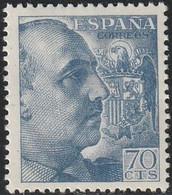 LOTE 2188  /// (C160)  ESPAÑA 1949  EDIFIL Nº: 1055 *MH   // CATAL/COTE: 21€ - 1931-50 Neufs