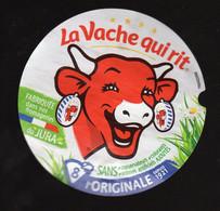 Mar21   8 AA 105    étiquette    Fromage    La Vache Qui Rit  L'originale - Formaggio