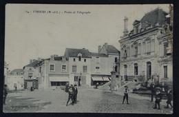 Vihiers - Postes Et Télégraphes - Otros Municipios