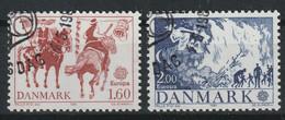 Denemarken Y/T 733 / 734 (0) - Usado