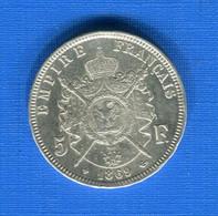 5 Fr  1869 Bb - J. 5 Francs