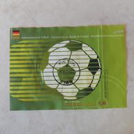 Belgique  Bloc 131 Oblitéré   / Belgie Bok Gestempelt Mooie  2006 Football - Usados