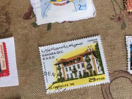 SAHARA OCCIDENTALE CASA   1 VALORE - Autres - Afrique