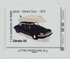 FRANCE Citroën DS. Film Les Aventure De Rabbi Jacob De Gérard Oury Avec Louis De Funes Neuf**. - Autos
