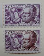 N° 1560** P. Larousse  Unicolore - Variétés: 1960-69 Neufs