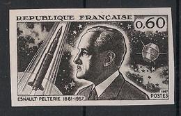 France - 1967 - N°Yv. 1526 - Esnault Pelterie - Essai Non Dentelé / Imperf. - Neuf Luxe ** / MNH / Postfrisch - Variétés: 1960-69 Neufs