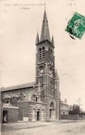 Neuville Saint Rémy - L ' église - Altri Comuni