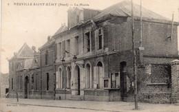 Neuville Saint Rémy - La Mairie - Altri Comuni