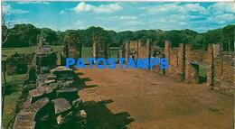 154556 ARGENTINA MISIONES SAN IGNACIO RUINAS RUINS ONLY FOR CUSTOMERS POSTAL POSTCARD - Argentina